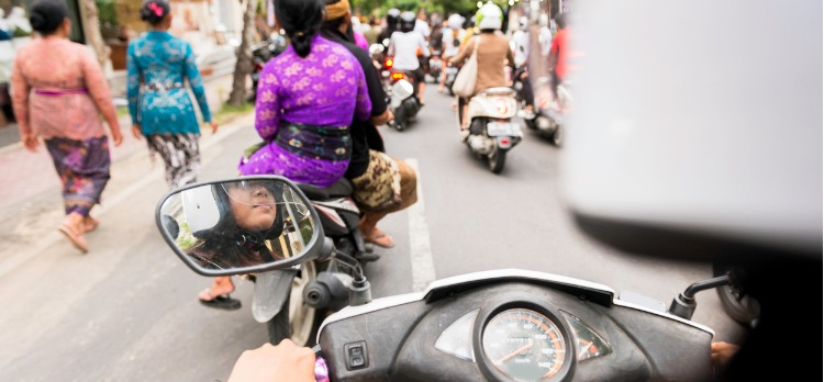 Indonesia, motorcycle