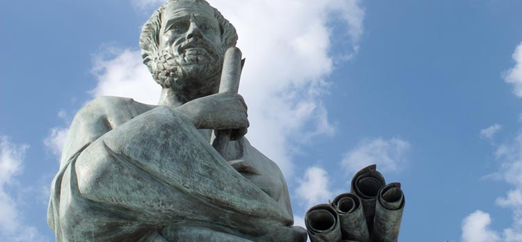 5 Quotes From Greek Philosophers for When You Need a Productivity Pick-Me-Up