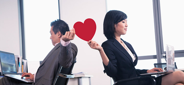 Want to Get Fired? Have an Office Romance.
