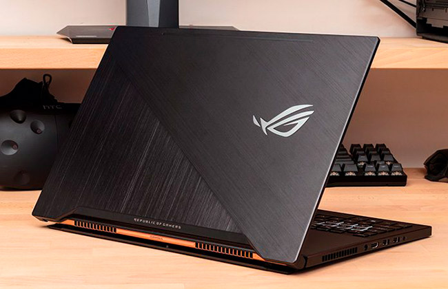 Asus ROG GX501 Zephyrus Review: Vision of the Future