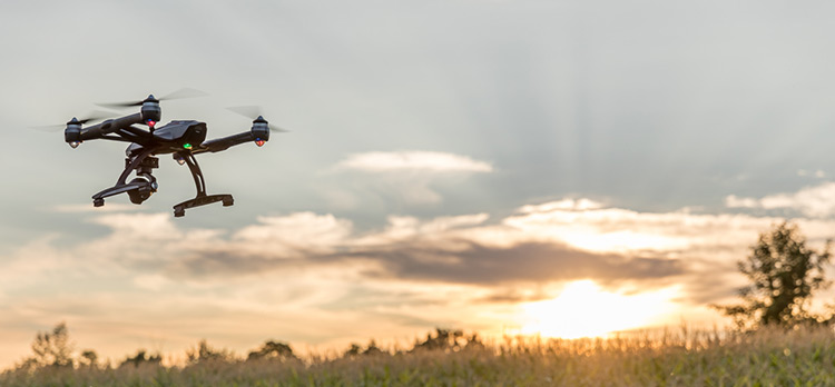 Apple, Uber Among Companies Approved for Federal Drone Pilot Program