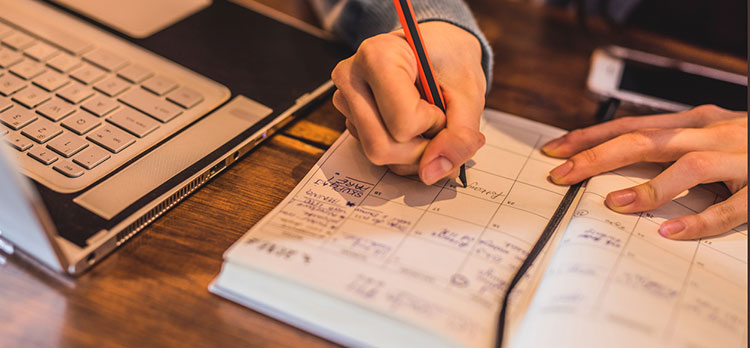 Want to Be More Organized? Try Giving Your Planning a Low-Tech Makeover