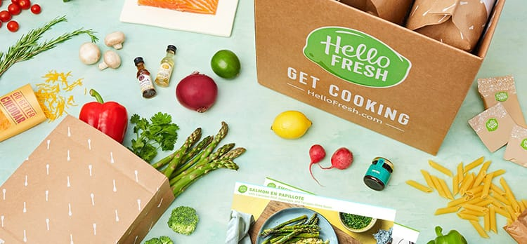 Inside HelloFresh's Battle to Become the World'as No. 1 Meal-Kit Startup