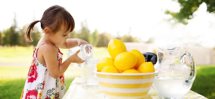 Officials Hassle Kids' Lemonade Stands: Country Time Says Hold My Cup