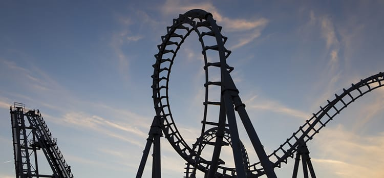 How to Get Off the Emotional Roller Coaster of Highs and Lows in Business