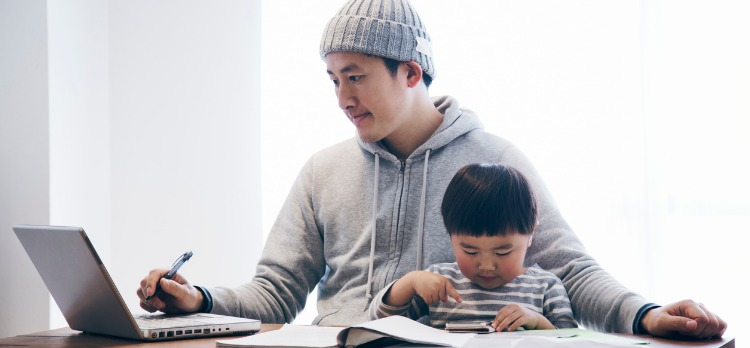 The Subtle Discrimination Parents Face at Work--and 1 CEO's Effective Solution