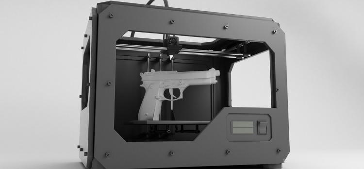 3-D Printed Guns Are Here. Here's What Will Inevitably Happen Next (That Many People Won't Admit)