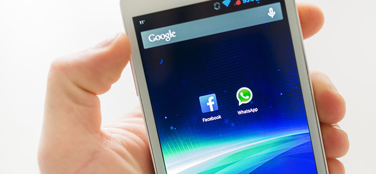 WhatsApp Goes Full Facebook