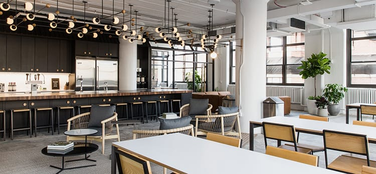 An Exclusive Look Inside Shake Shack's New NYC Headquarters and Test Kitchen