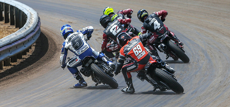 How American Flat Track Became the Fastest Growing Sport in Motorcycle Racing