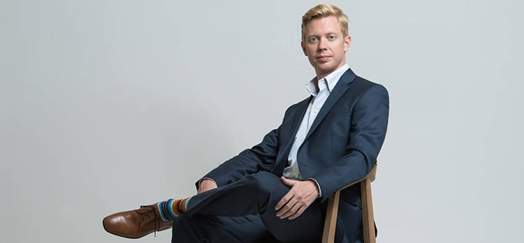 Reddit co-founder and chief executive Steve Huffman.