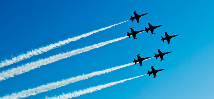 How to Prepare Your Team for Any Situation, According to a Former Air Force Fighter Pilot