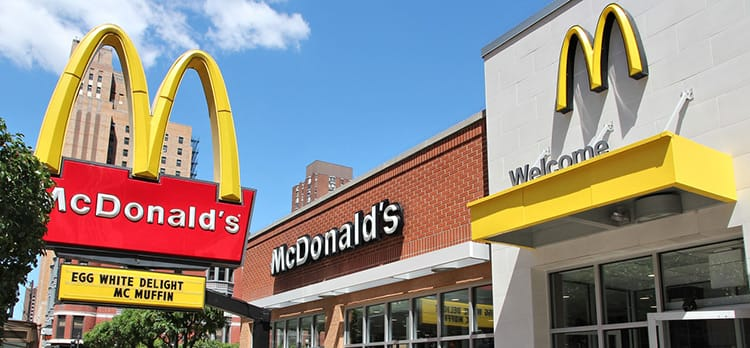 mcdonald's introduced something