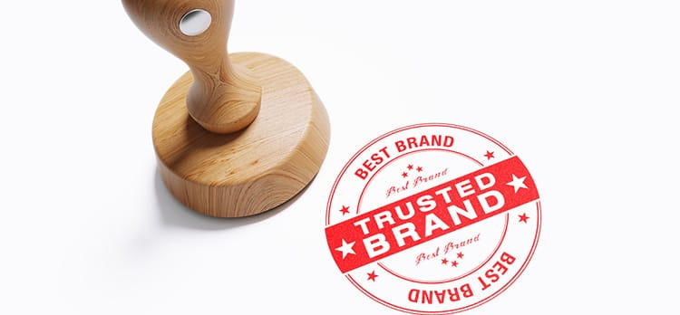 how to be a genuine brand