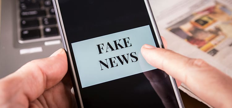 fight fake news for bonus