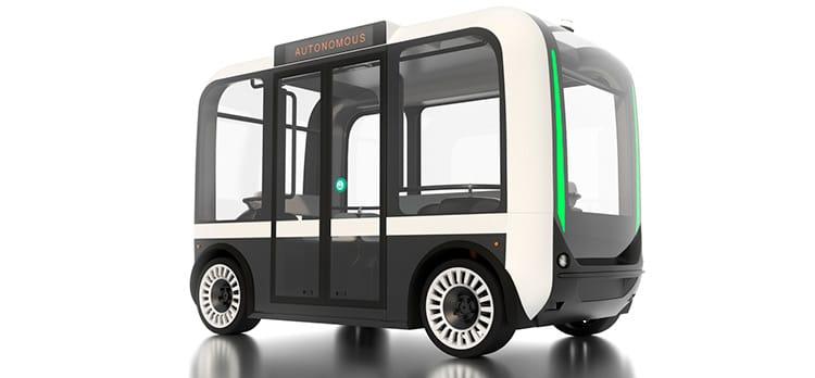 nuro automateddelivery vehicle