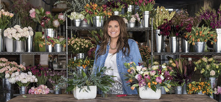 christina stembel floral bouquets business
